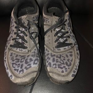 Leopard Print Nike Free 5.0
